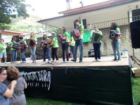 Concertinas de Reboleiro no Festival de Concertinas de Góis 29 de Maio