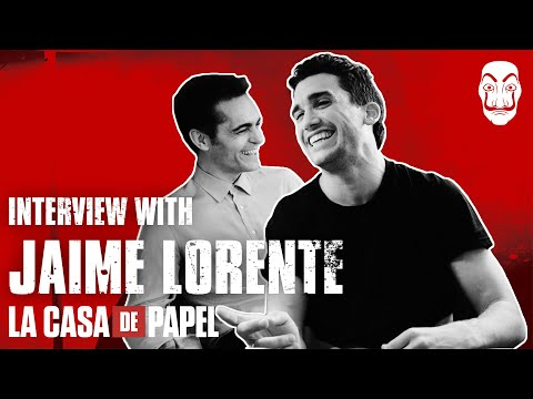 La Casa de Papel | Entrevista con Denver & Berlín | Netflix