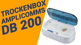 Produktvideo zu Trockenbox amplicomms DB 200 Plus
