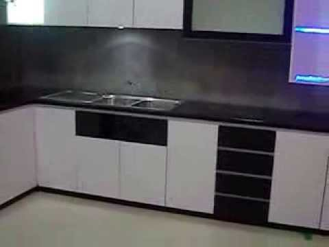Kitchen set minimalis surabaya 0822 3401 0123 http www for Kitchen set minimalis