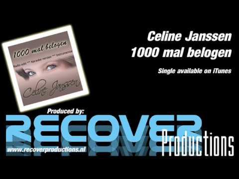1000 mal belogen (karaoke version) - Celine Janssen