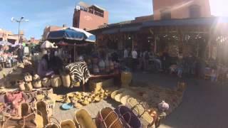 Un giorno a Marrakesh