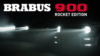 TIME TO ROCKET! BRABUS 900 ROCKET EDITION – REINVENTED