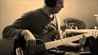 DAVID GUETTA - DANGEROUS - BASS COVER