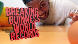 BREAKING GUINNESS WORLD RECORDS!!!