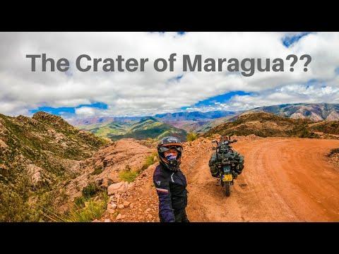 [S2 - Eps. 62] The crater of Maragua, Bolivia - Does it exist?