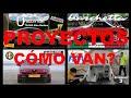 Hoy Os Ponemos Al Día Con Los Proyectos Alfa Romeo Spider, Honda Crx, Opel Calibra,seat 600 Y Más