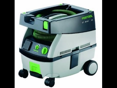 Festool CT Mini HEPA Vacuum Review