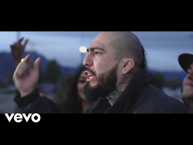 Dharius - Allá por Cd Juárez