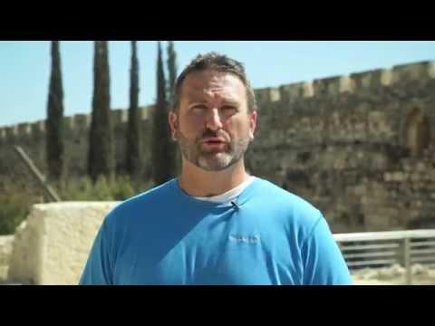 Marc Turnage's Testimonial, Old City of Jerusalem, October 15th, 2015