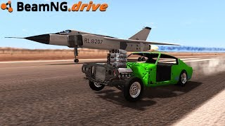BeamNG.drive - FASTEST JET EVER