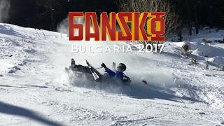 Bulgaria Skiing - Bansko Bulgaria Skiing 2017   HD