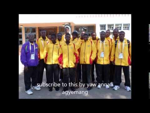 Former Ghana Black Stars Augustine Arhinful Speaks out