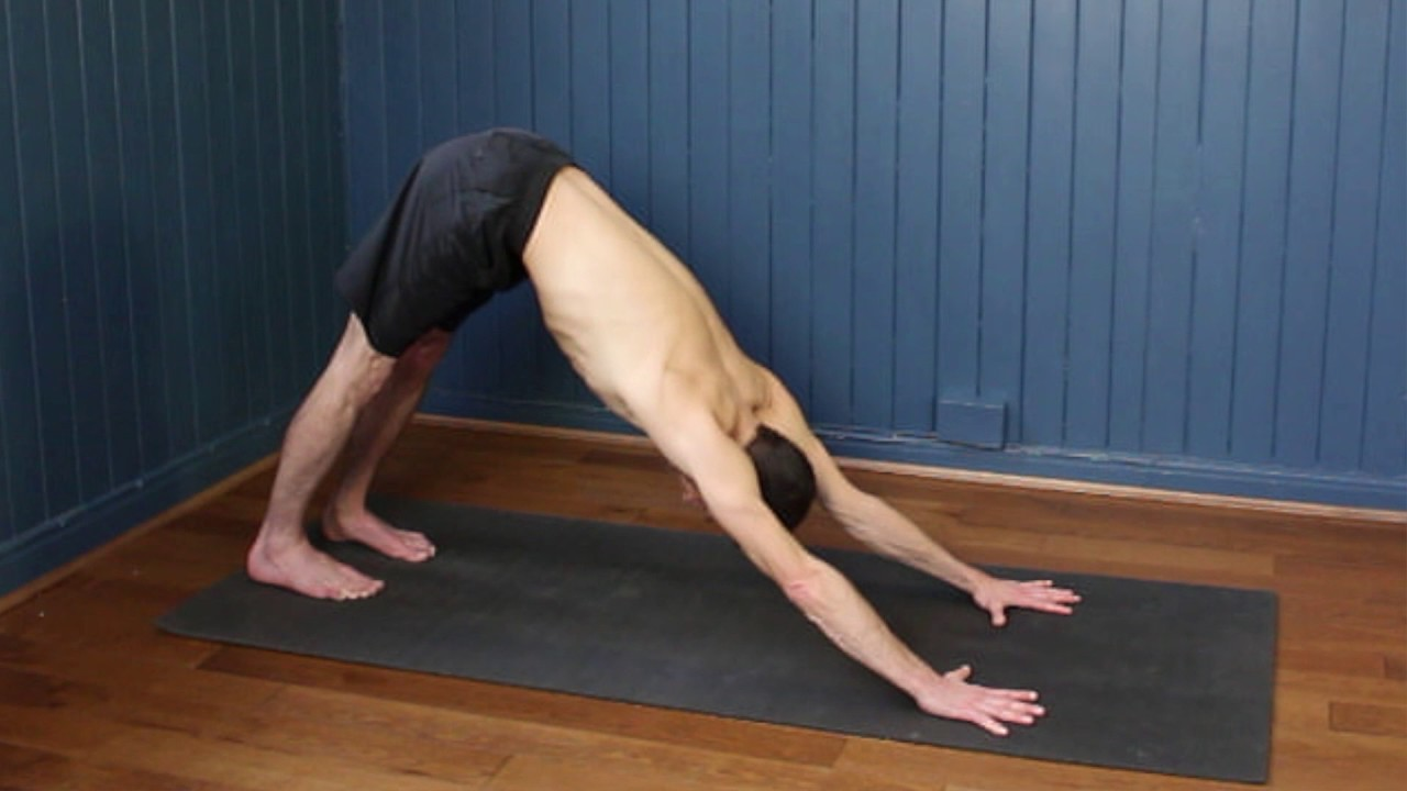 Ashtanga Vinyasa Yoga Primary Series - YouTube