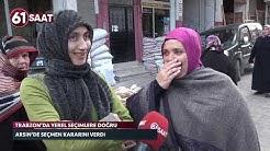 Trabzon Arsin'de seçmen 31 Mart yerel seçim kararını verdi