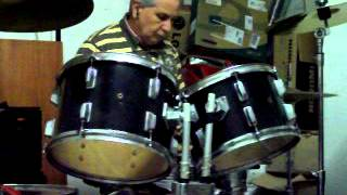 asia-wherever you are.drum cover gigu