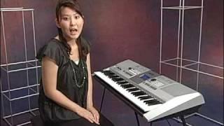 Синтезатор PSR-E413 демонстраційний фільм