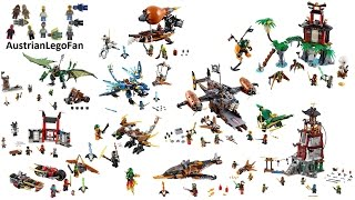 All Lego Ninjago Skybound Sets 2016 - Lego Speed Build Review