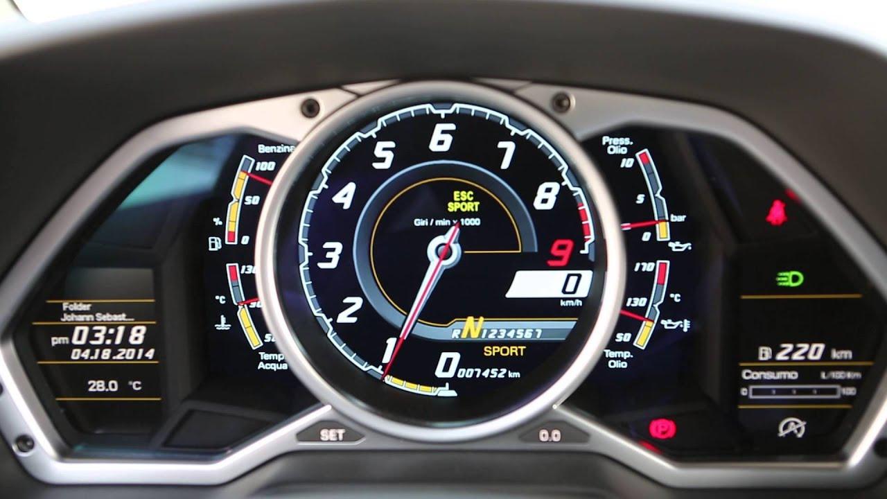 Ketosi  Lamborghini Aventador Start Up  Rev  Rpm Movement