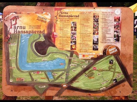 Pärnu Hanseatic Days 2015 Estonia