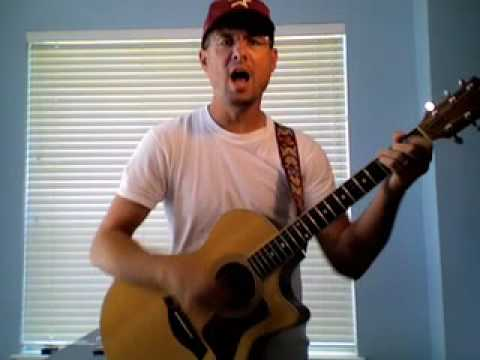Bon Jovi - Wanted Dead or Alive (Cover)