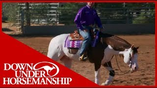 Clinton Anderson Presents: Titan a Legend in the Making, Lesson 12, Part 3 - Downunder Horsemanship