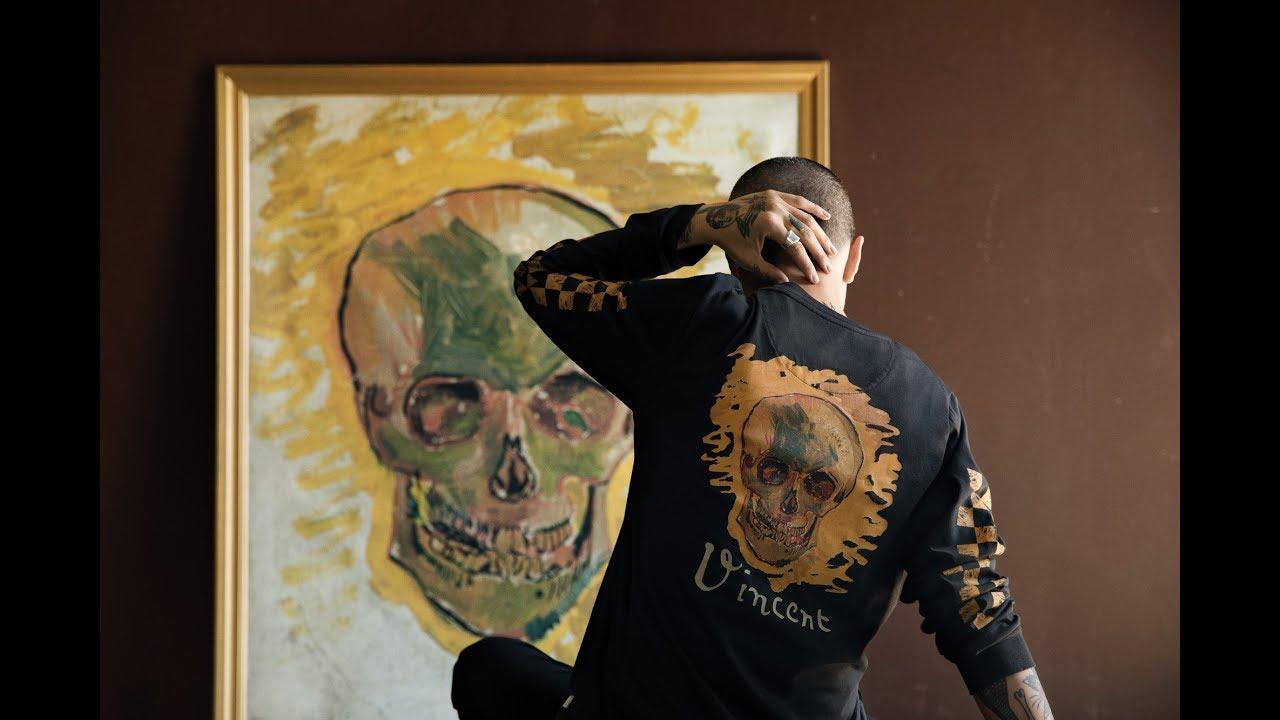 Le musée Van Gogh et Vans créent une collection de