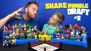 Toys Shake Rumble DRAFT with POKEMON GO Avengers and Teen Titans Go Toys by KID CITY
