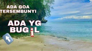 PADANG PADANG BEACH   ADA YG GAK PAKE BAJU !!!