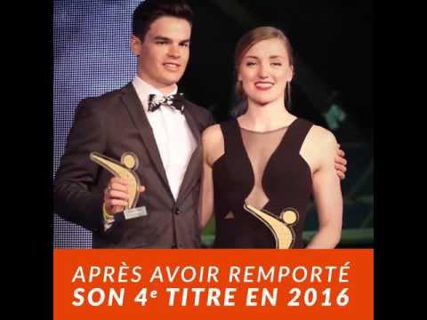 Gala Sports Québec 2017 - Mikaël Kinsgbury