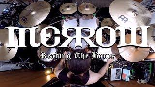 KRIMH - Reading The Bones by KEITH MERROW - DRUM CAM