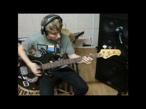 Michael Jackson - Get On The Floor [Bass Cover]