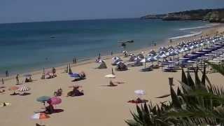 Armação de Pera Algarve Portugal (HD)