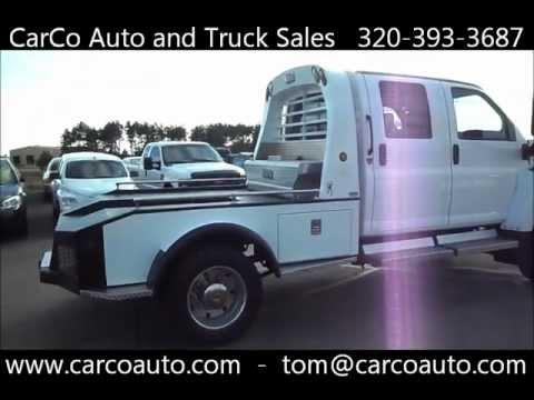 Chevrolet C4500 4x4 For Sale by CarCo Truck