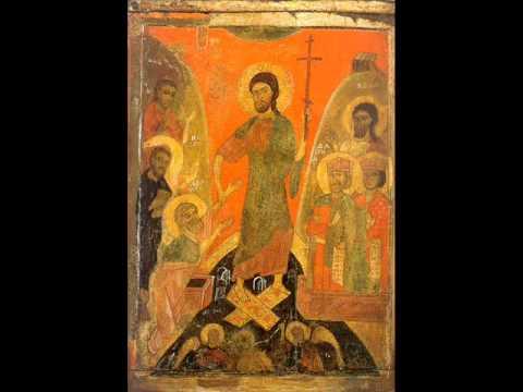 Хор Валаамского монастыря.