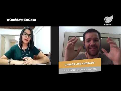 Hablemos en Casa - Episodio 13 - Carlos Luis Andrade