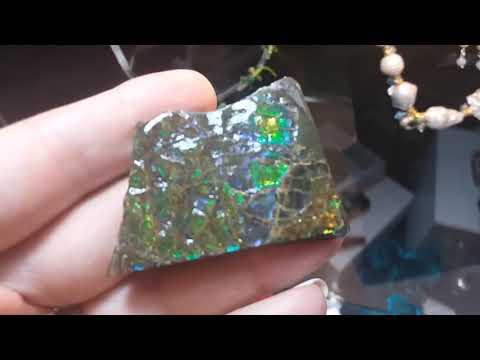 Выставка минералов, которая меня удивила