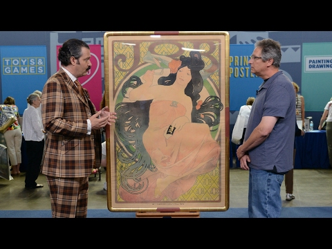 1898 Alphonse Mucha JOB Poster | Indianapolis Hour 3 Preview