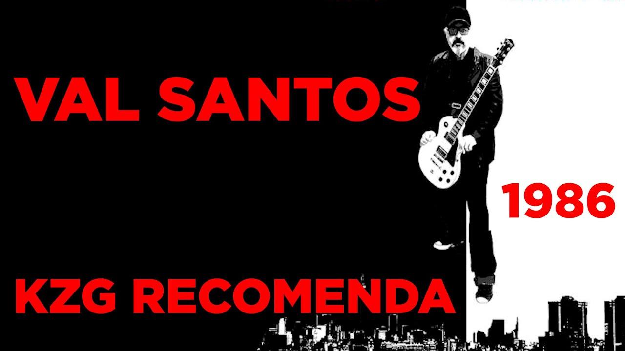 "VAL SANTOS - ""Warriors of Metal"" - KZG Recomenda"