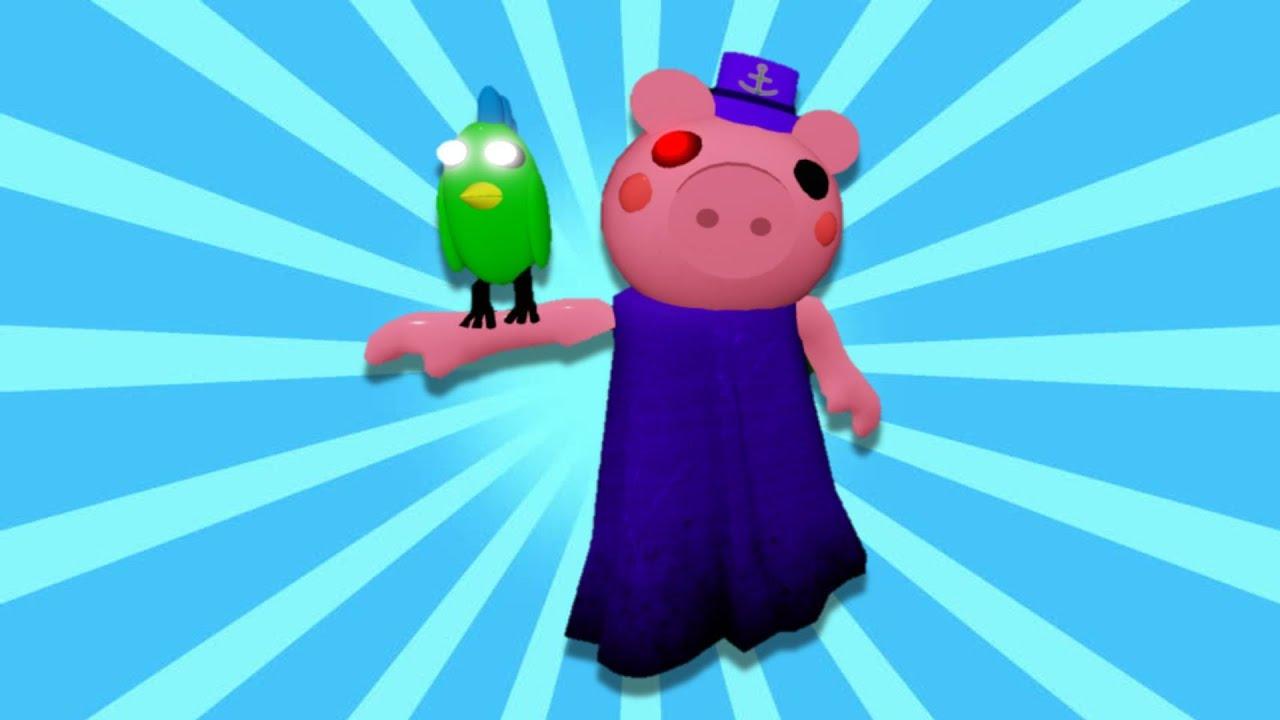 Grandpa Piggy Showcase Movement Jumpscare Piggy Custom