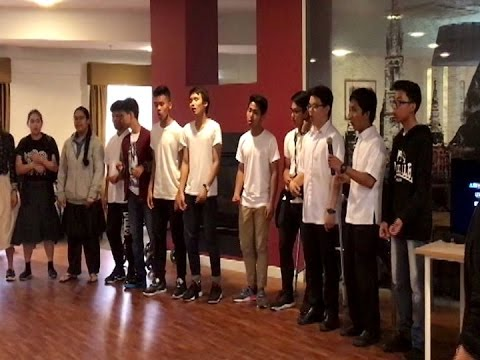 Kasangbahays in Australia visits an elder care facility in Melbourne