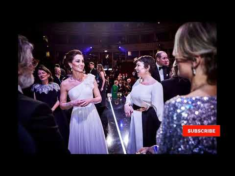 BAFTAs 2019 Olivia Colman given royal approval by beaming Kate Middleton after awards triumph