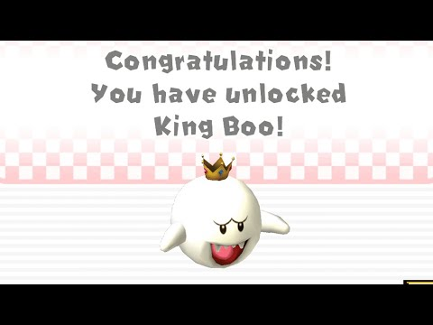 How to Unlock King Boo in Mario Kart Wii |