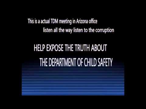 AZ DCS VIOLATES PARENTS CIVIL RIGHTS AT TDM MEETING from YouTube · Duration:  5 minutes 9 seconds