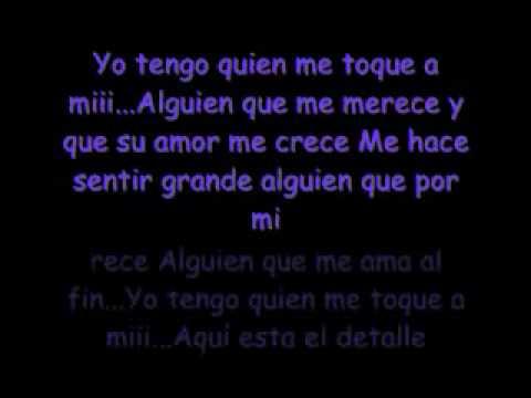 La Vida Es Asi ( Lyrics ) Ivy Queen