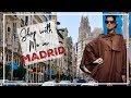 SHOPPING IN MADRID | Spain Travel Vlog | JASMINA PURI