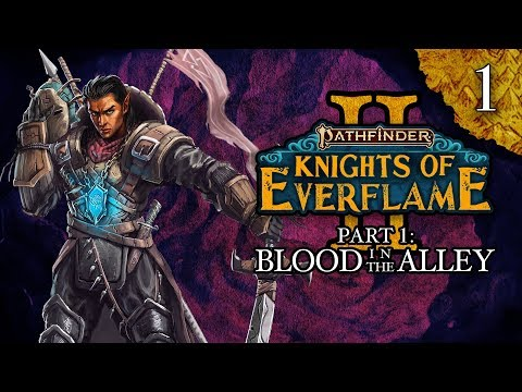 Blood in the Alley | Pathfinder: Knights of Everflame | Season 2, Episode 1