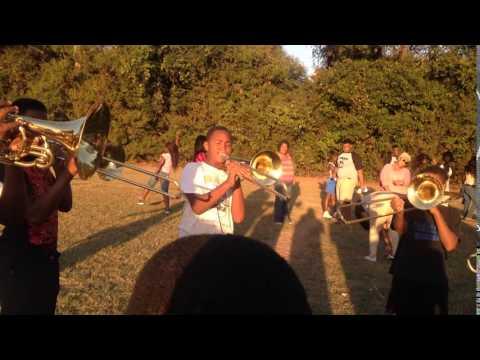 Humphreys County High School Band