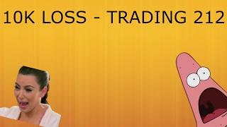 10K LOSS - Trading 212 Forex Trading #44