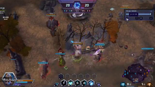 HoTS wtf moment - Artanis double swap boss steal May/2017
